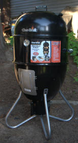 Smokin Slow Orion Convection Cooker Char Griller Char