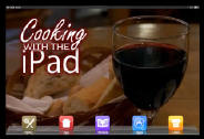 Cooking with the iPad - Using the iPad in the kitchen